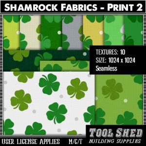 Tool Shed - Shamrock Fabrics 2 Ad